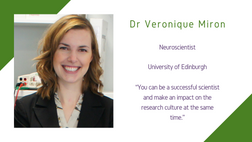Life Sciences Awardee 2020: Dr Veronique Miron