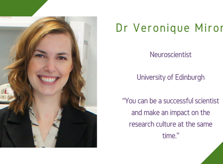 Life Sciences Awardee 2020: Dr Veronique Miron