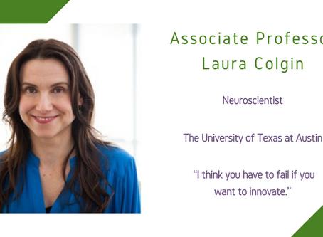 Life Sciences Awardee 2020: Associate Professor Laura Colgin