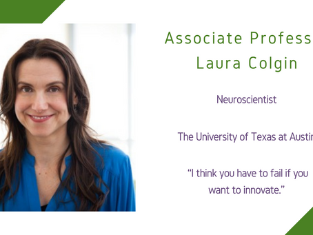 Life Sciences Awardee 2020: Associate Professor Laura Colgin
