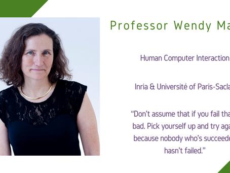 Maths and Computing Awardee 2020: Professor Wendy Mackay