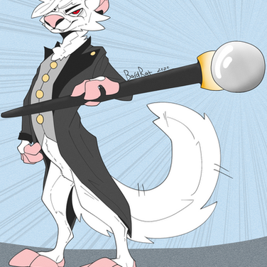 Luthor by Bard Rat
