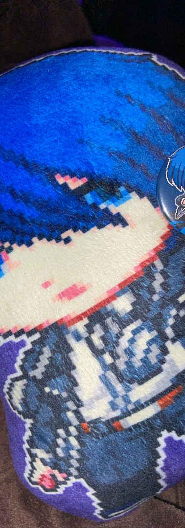 Persona 3 Minato Pillow