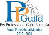 PPG Aus Proud Professional Member 2019-2