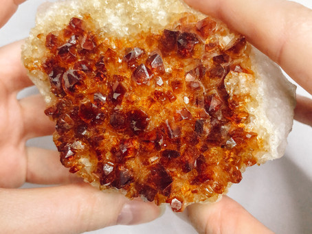 Get To Know Your Crystals - Citrine