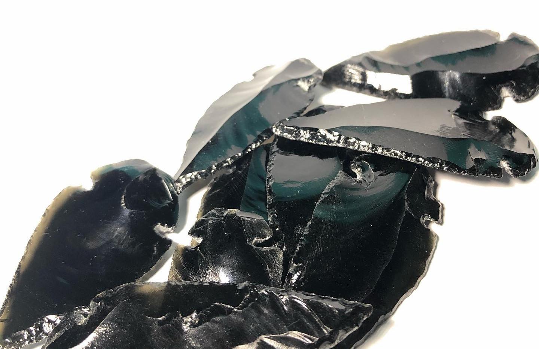 Black Obsidian Arrows