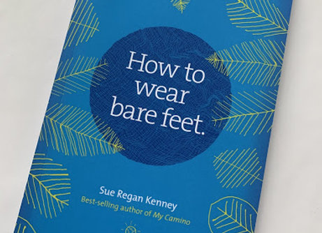How To Wear Bare Feet - Book