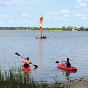 Book A Getaway at Maryland's Eastern Shore in the Summer and Save!