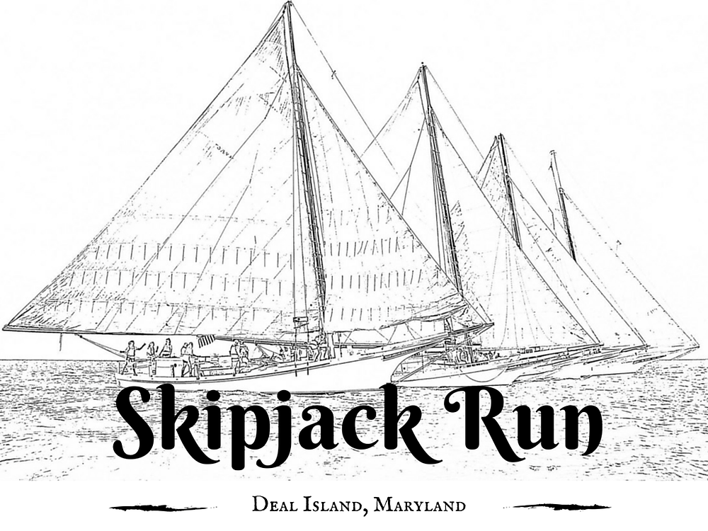 skipjack run logo