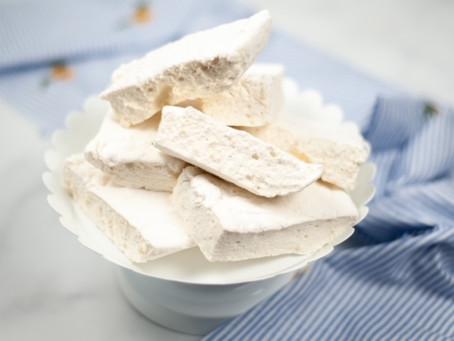 Recipe for Homemade Marshmallows