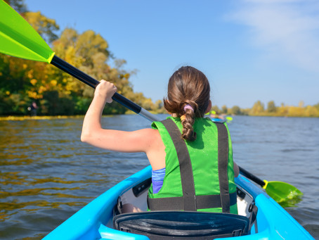 Guide to Kayaking with Kids
