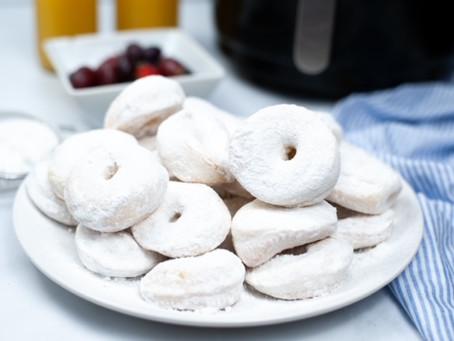 Air Fryer Donuts Recipe