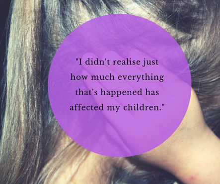 """Our support worker was excellent, he met with me and my son.  I heard my son's side for the first time. I'm so pleased this happened as I didn't realise just how much everything that's happened has affected my children."""