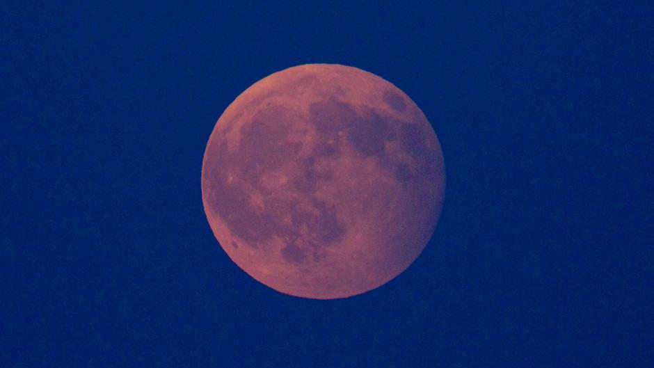 Eclipse Lunar 7 de Agosto del 2017