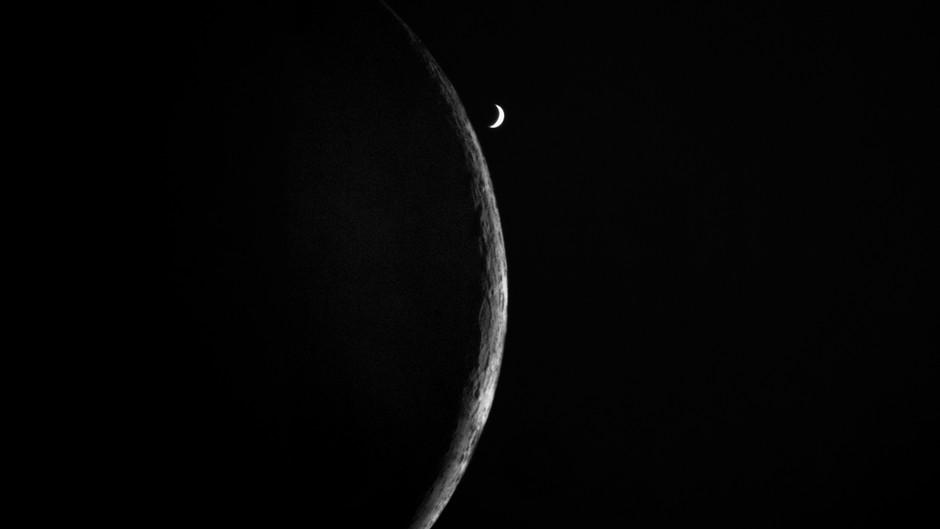 Ocultación de Venus por la Luna