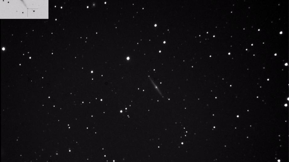 Foto de supernova descubierta el 19/1/2016