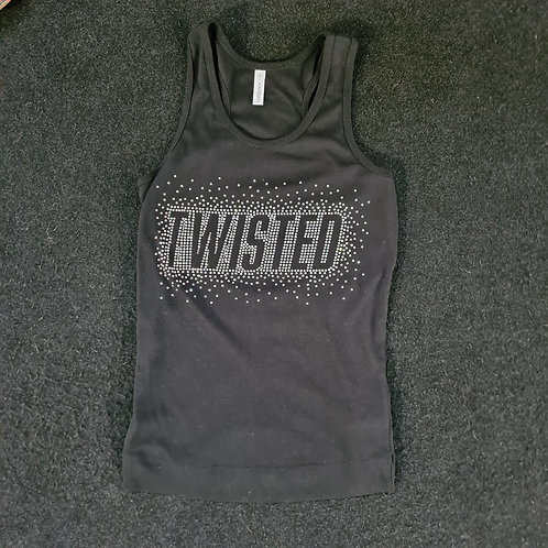 'Twisted' Vest - Reduced