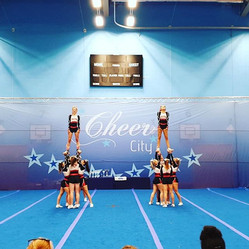 Such a great debut for our Coed 4 team!