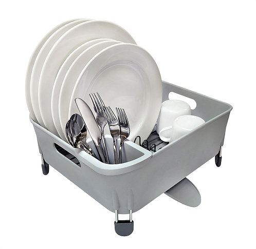 Real Home Innovations Designer Dish Rack Set