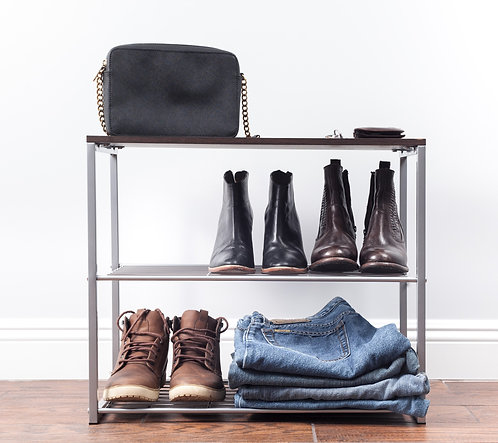 Real Home Innovations Stackable 3 Tier Organizer