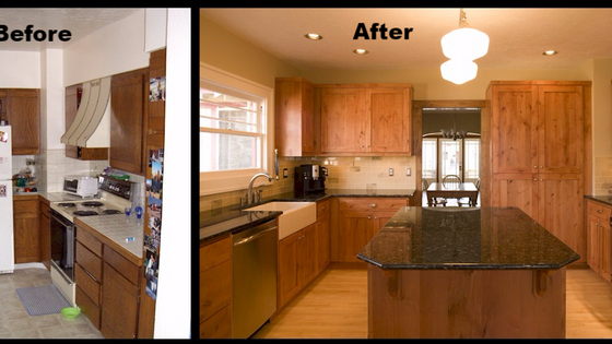 Cooking up a kitchen remodel