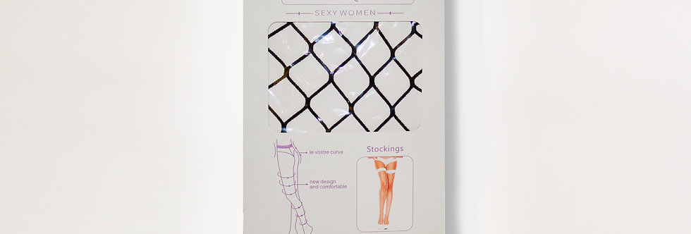 FENCE-NET STOCKINGS