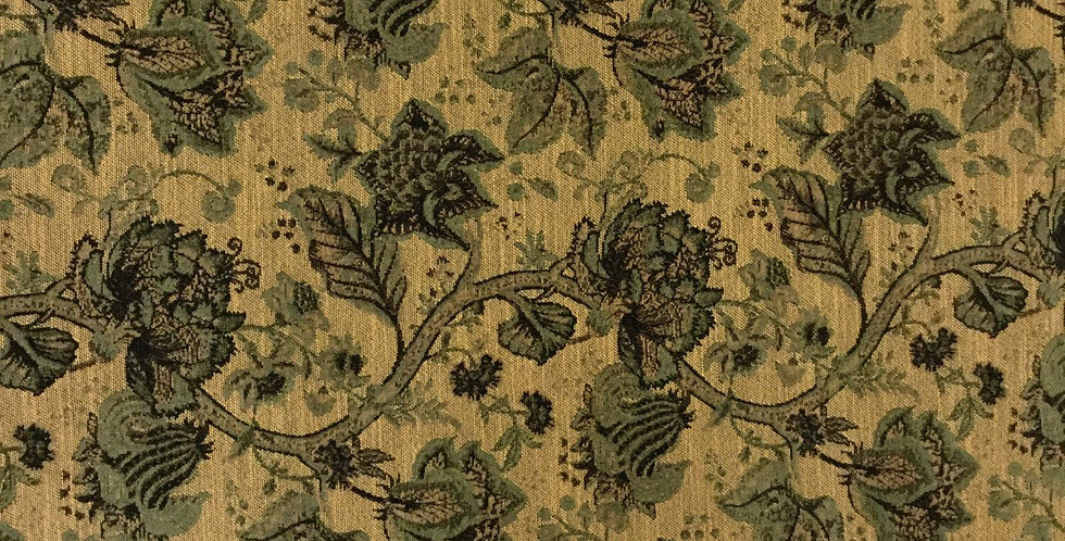 Vining - Floral Fabric