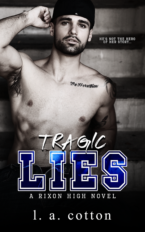 Rixon High: Tragic Lies Paperback