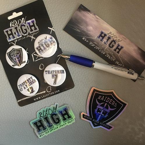 Rixon High Swag Pack