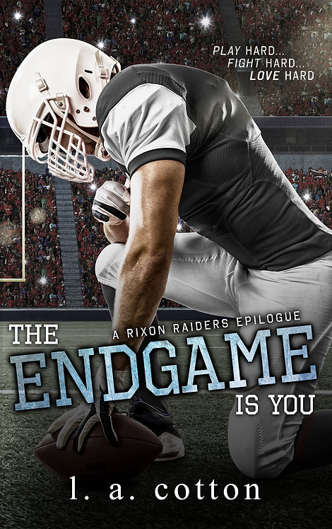 Rixon Raiders: The Endgame is You Paperback