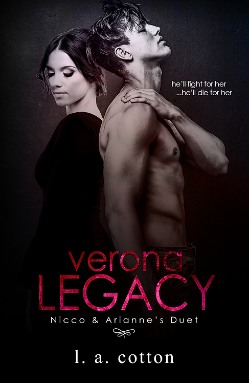 Verona Legacy: Nicco & Arianne Duet Special Edition Hardback