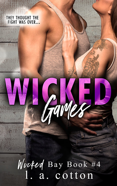 Wicked Bay: Wicked Games Paperback