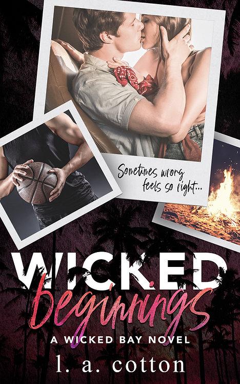 Wicked Bay: Wicked Beginnings Broché