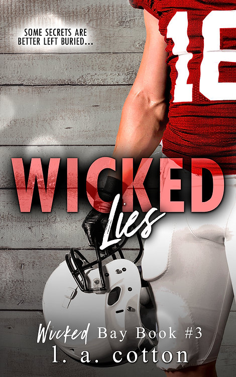 Wicked Bay: Wicked Lies Paperback