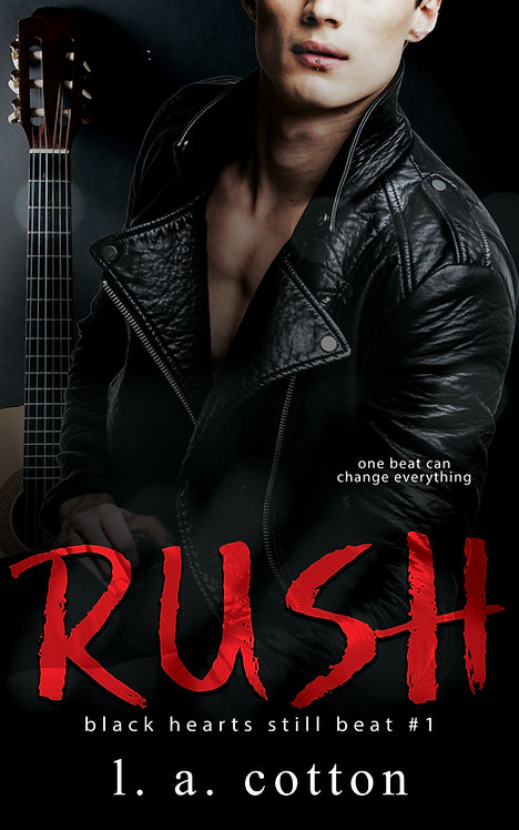 Black Hearts Still Beat: Rush (Eva & Rafe 1) Paperback
