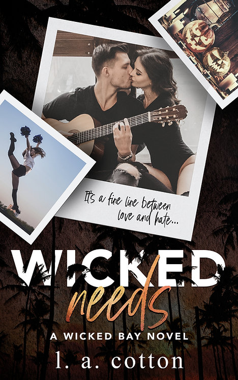 Wicked Bay: Wicked Needs Paperback