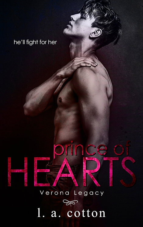 Verona Legacy: Prince of Hearts Paperback