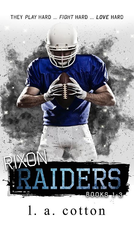 Rixon Raiders Complete Collection Paperback