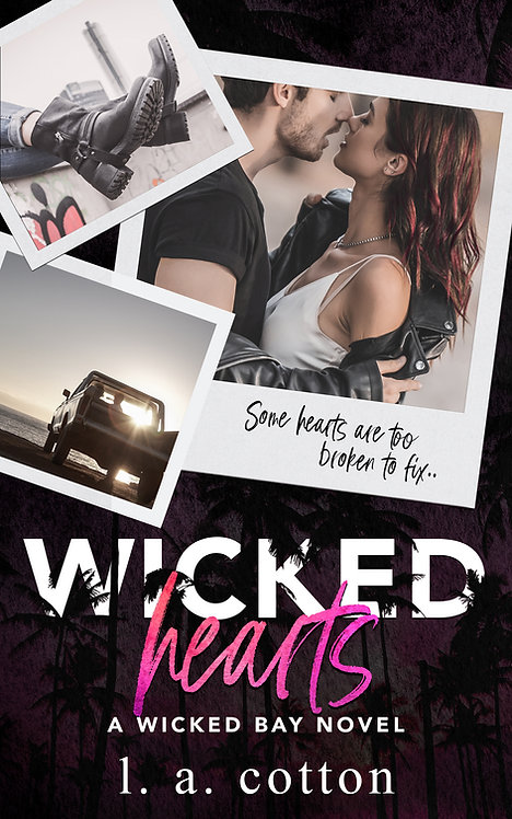 Wicked Bay: Wicked Hearts Paperback