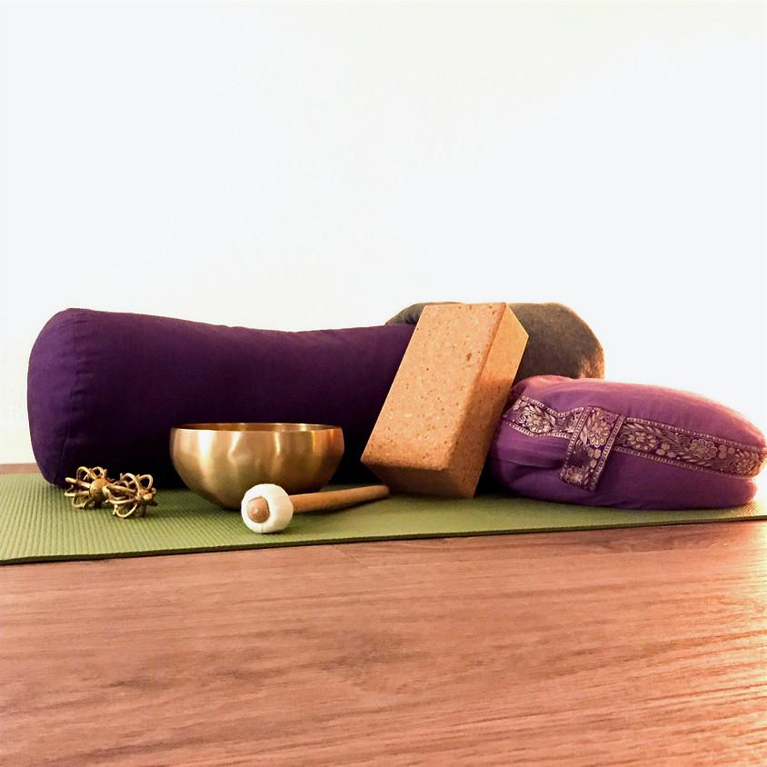 Yin Yoga & Klang