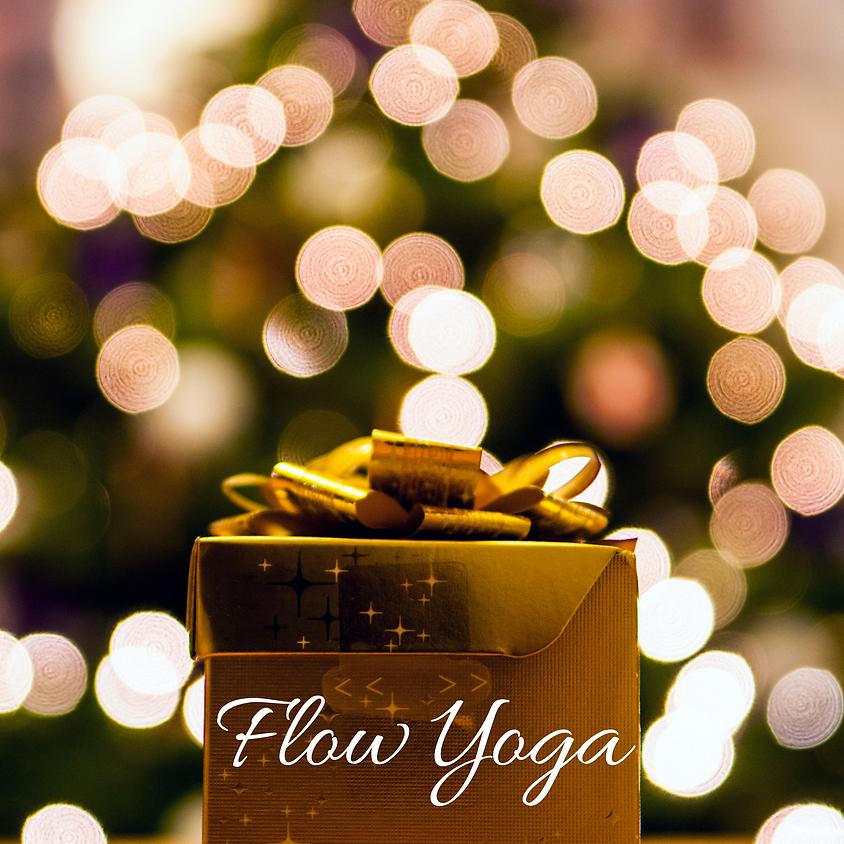 Flow Yoga während den Feiertagen