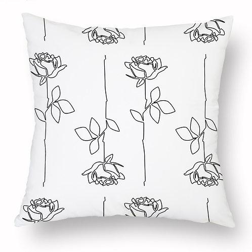 Black & White Pillowcase