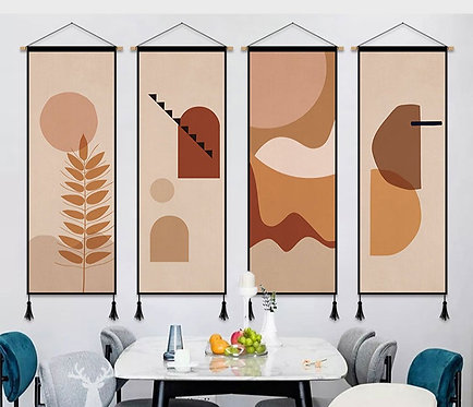 Canvas Printed Wall Hangings