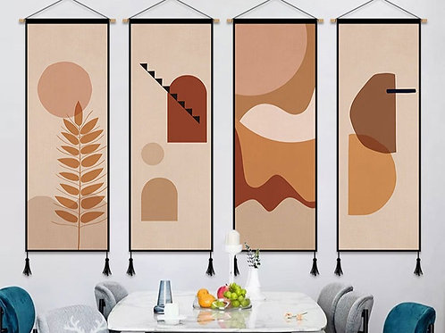 Canvas Printed Wall Hangings