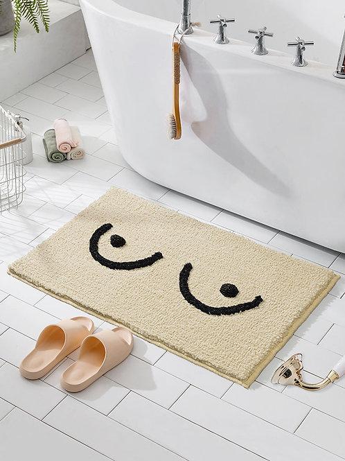 Boobs Bath Mat