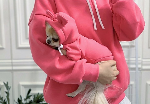 Matching Parent & Fur Baby Hoodies