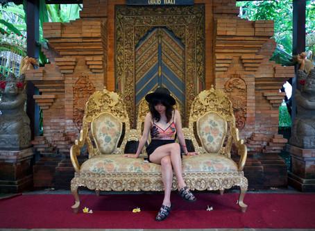 Bali = Colorful Culture