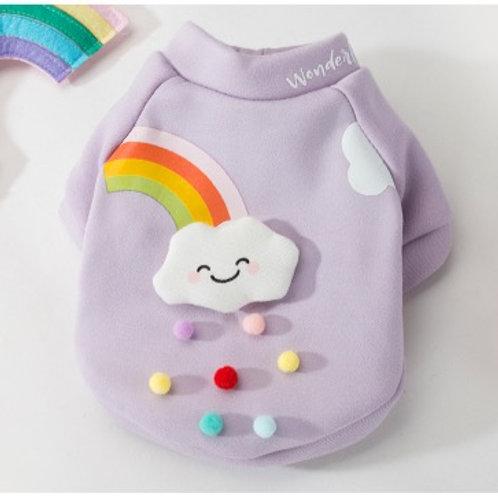 Rainbow sweatshirt