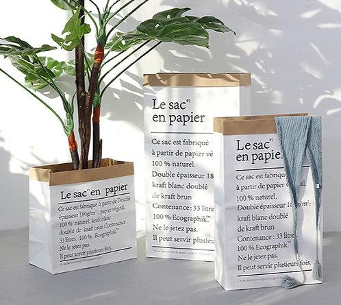 Printed Storage Bags