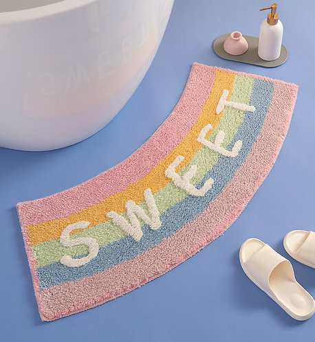 Sweet Bath Mat